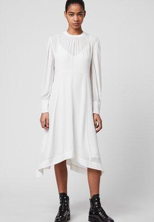 FAYRE DRESS - Hverdagskjoler - white