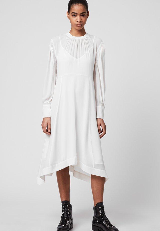 FAYRE DRESS - Vapaa-ajan mekko - white
