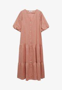 Mango - FREE - Day dress - rosa - 5