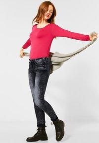 Street One - Jeans Skinny Fit - schwarz - 1