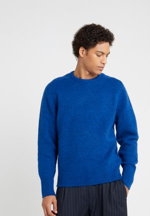 NICOLAS - Jumper - french blue