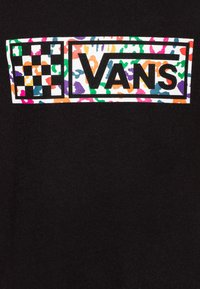 Vans - RAINBOW LEOPARD - Camiseta estampada - black - 2