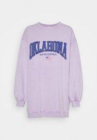 OKLAHOMA - Sweatshirt - lilac