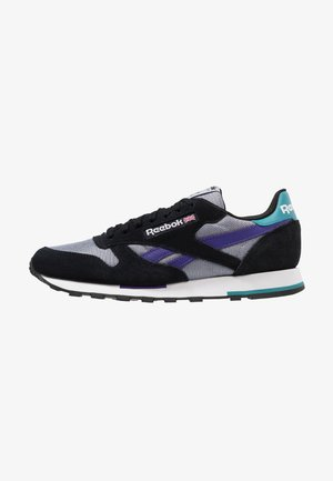 Trainers - black/white/shadow/purple