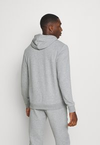 Puma - MODERN BASICS HOODIE  - Hoodie - medium gray heather - 2