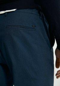 Massimo Dutti - Trousers - blue - 4