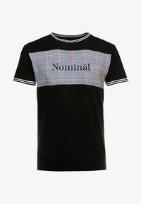 HOLBORN  - T-shirt print - black