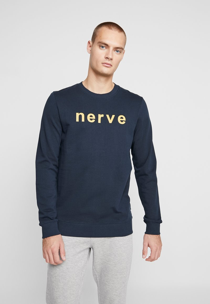 Nerve - NEKIM - Sweater - navy