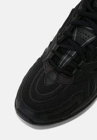 Nike Sportswear - AIR VAPORMAX EVO UNISEX - Baskets basses - black - 8