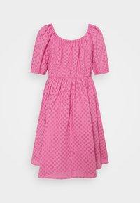 YAS - YASVOLANT DRESS SHOW - Denní šaty - azalea pink - 7