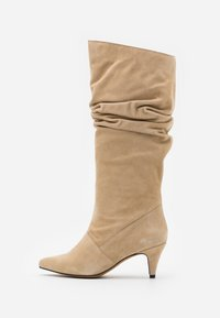 LAB - Boots - camel - 1