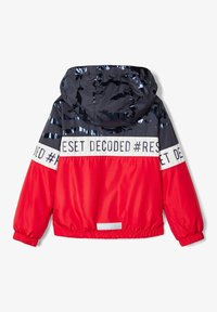 Name it - NMMMILO JACKET CAMP - Jas - high risk red - 2