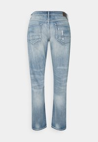 G-Star - KATE BOYFRIEND - Straight leg jeans - aqua destroyed - 6