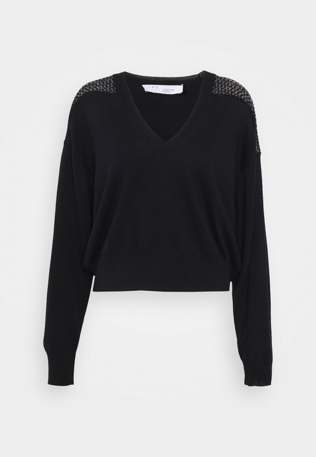 NABAS - Jumper - black