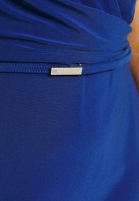 Lauren Ralph Lauren Woman - ALEXIE SHORT SLEEVE DAY DRESS - Shift dress - summer sapphire - 5