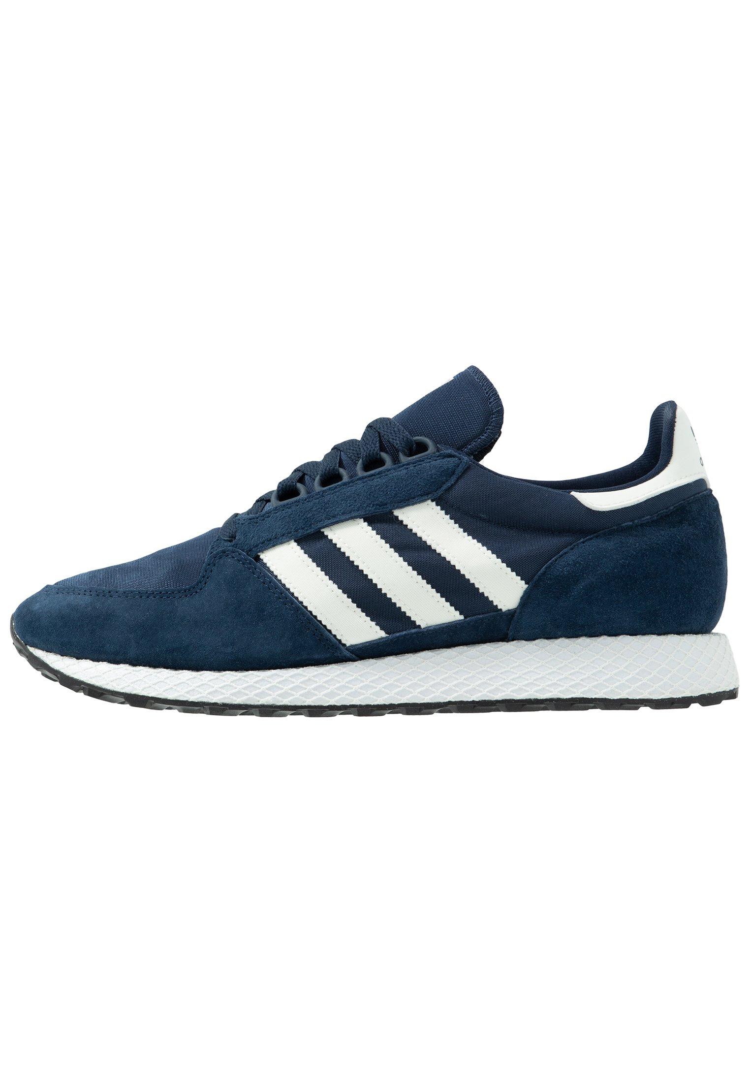 forest grove sneaker low adidas blau