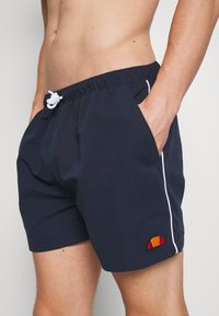 Ellesse - DEM SLACKERS - Swimming shorts - navy - 2