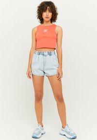 TALLY WEiJL - Denim shorts - blu - 1