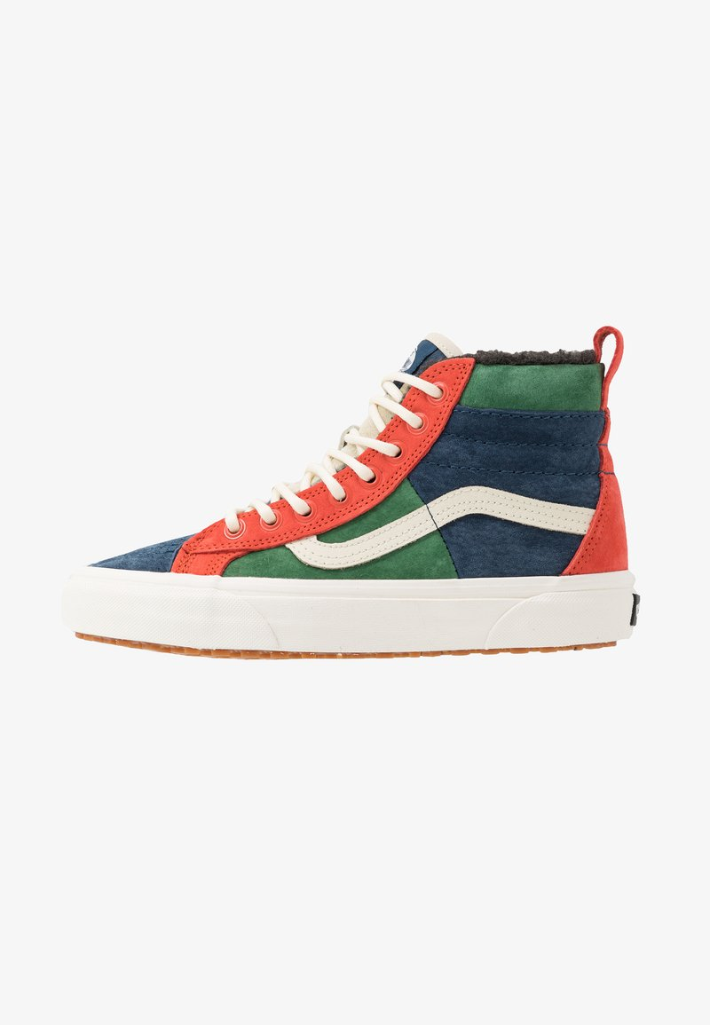 Vans - UA SK8-HI 46 MTE DX - Sneaker high - fairway/gibraltar sea