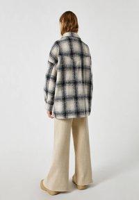 PULL&BEAR - Summer jacket - grey - 2
