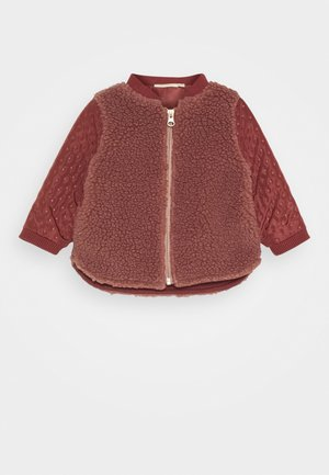 GILLIA JACKET - Light jacket - burlwood