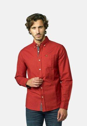 MANGA LARGA - Camisa - rojo