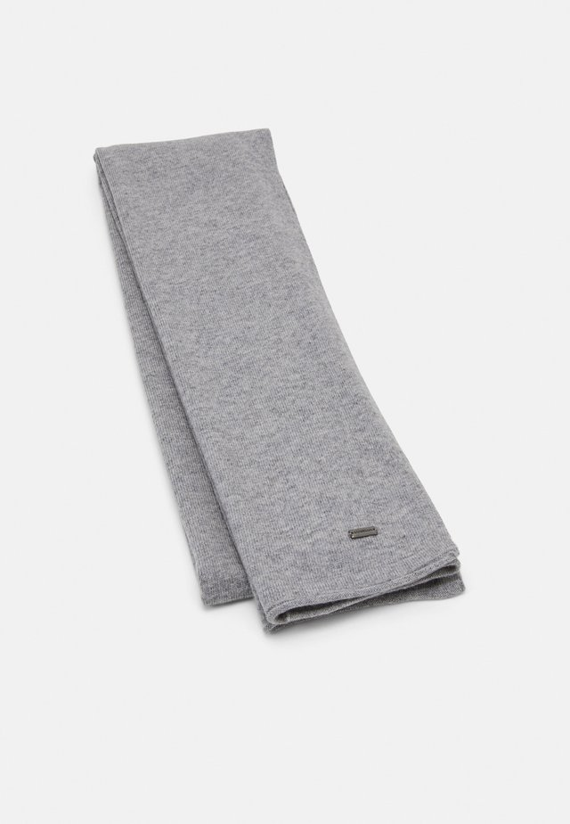 ROLL SCARF - Scarf - grey