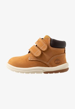 TODDLE TRACKS BOOT - Baby shoes - wheat