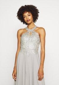 Luxuar Fashion - Vestido de fiesta - silbergrau - 3