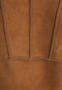 VSP - Leather jacket - tobacco - 2