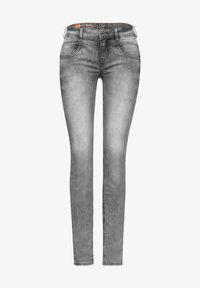 Street One - Slim fit jeans - grau - 3