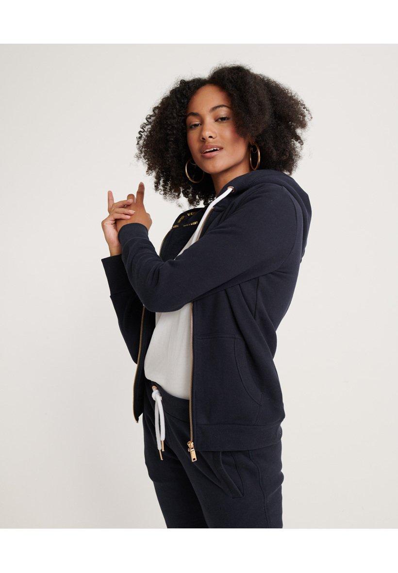 Women ORANGE LABEL  - Zip-up sweatshirt