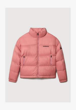 A-BOX - Winterjas - pink lulu