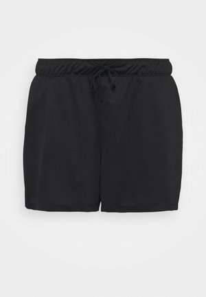 ATTACK PLUS - kurze Sporthose - black