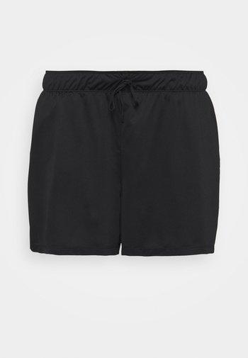 ATTACK PLUS - Pantalón corto de deporte - black