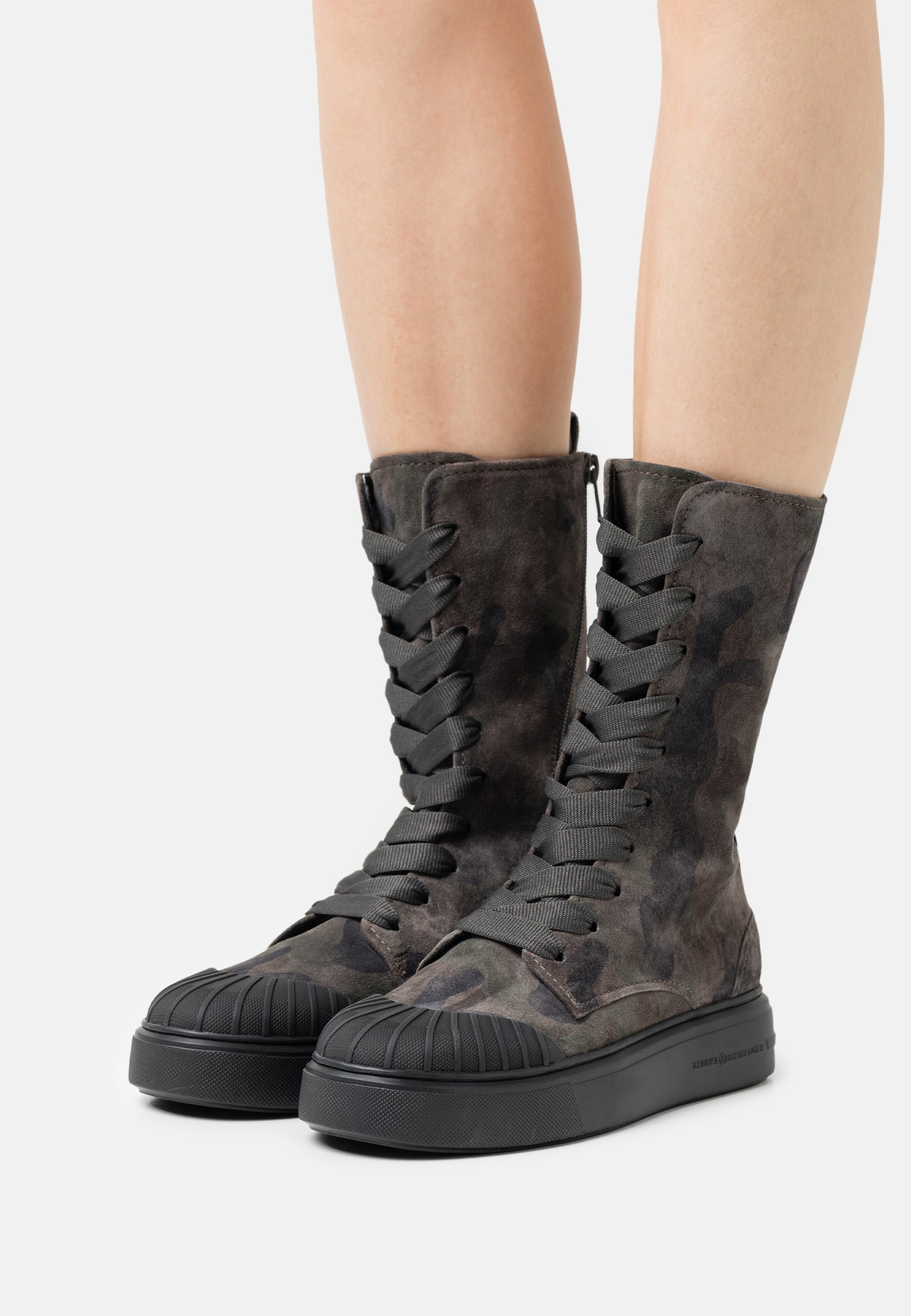 Women FORCE - Lace-up boots
