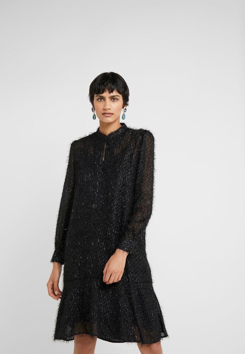 Bruuns Bazaar - ROSALEEN CAMARI DRESS - Cocktail dress / Party dress - black