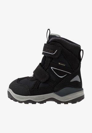 SNOW MOUNTAIN - Snowboot/Winterstiefel - black