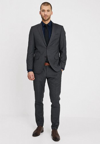 SUITS SLIM FIT - Suit - dark grey