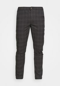 KING PANTS - Trousers - dover check