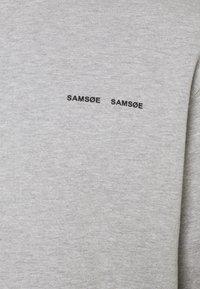 Samsøe Samsøe - NORSBRO - Sweatshirt - grey melange - 2