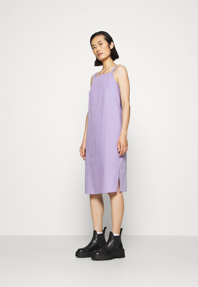 DRESS - Sukienka letnia - lilac purple light