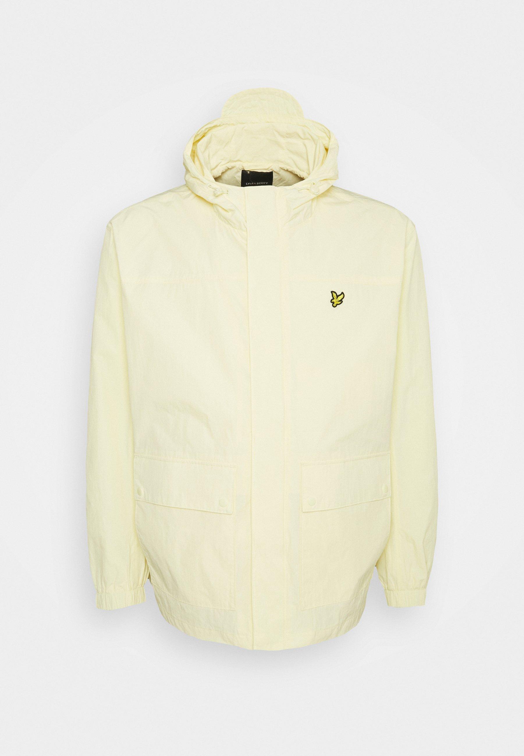 Men HOODED POCKET JACKET - Summer jacket