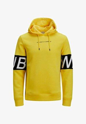 JCOVICTORIOUS - Bluza z kapturem - yellow