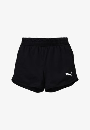 ACTIVE SHORTS - Korte broeken - black