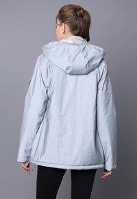 Felix Hardy - Winter jacket - grey reflector - 2