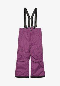 LEGO Wear - SKI PANTS - Snow pants - light purple - 5
