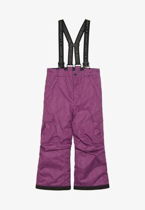 SKI PANTS - Täckbyxor - light purple
