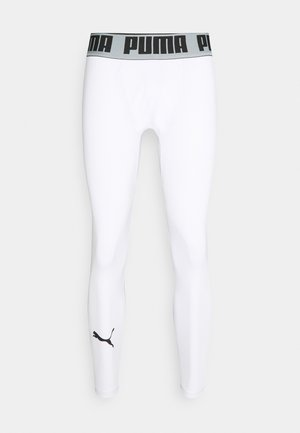 BBALL COMPRESSION - Punčochy - puma white