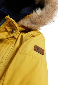 Next - Winter coat - yellow - 3